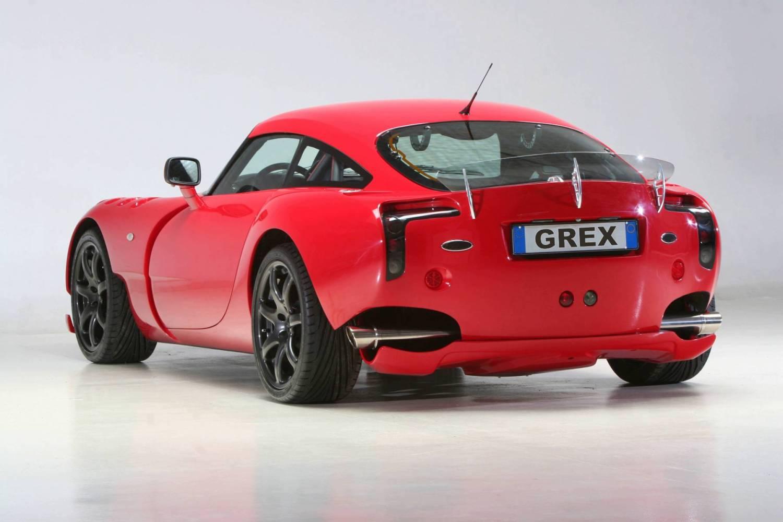 Grex Sagaris GT