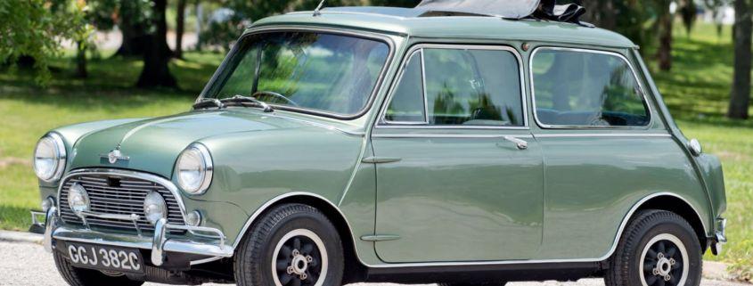Sir Paul McCartney's Radford Mini