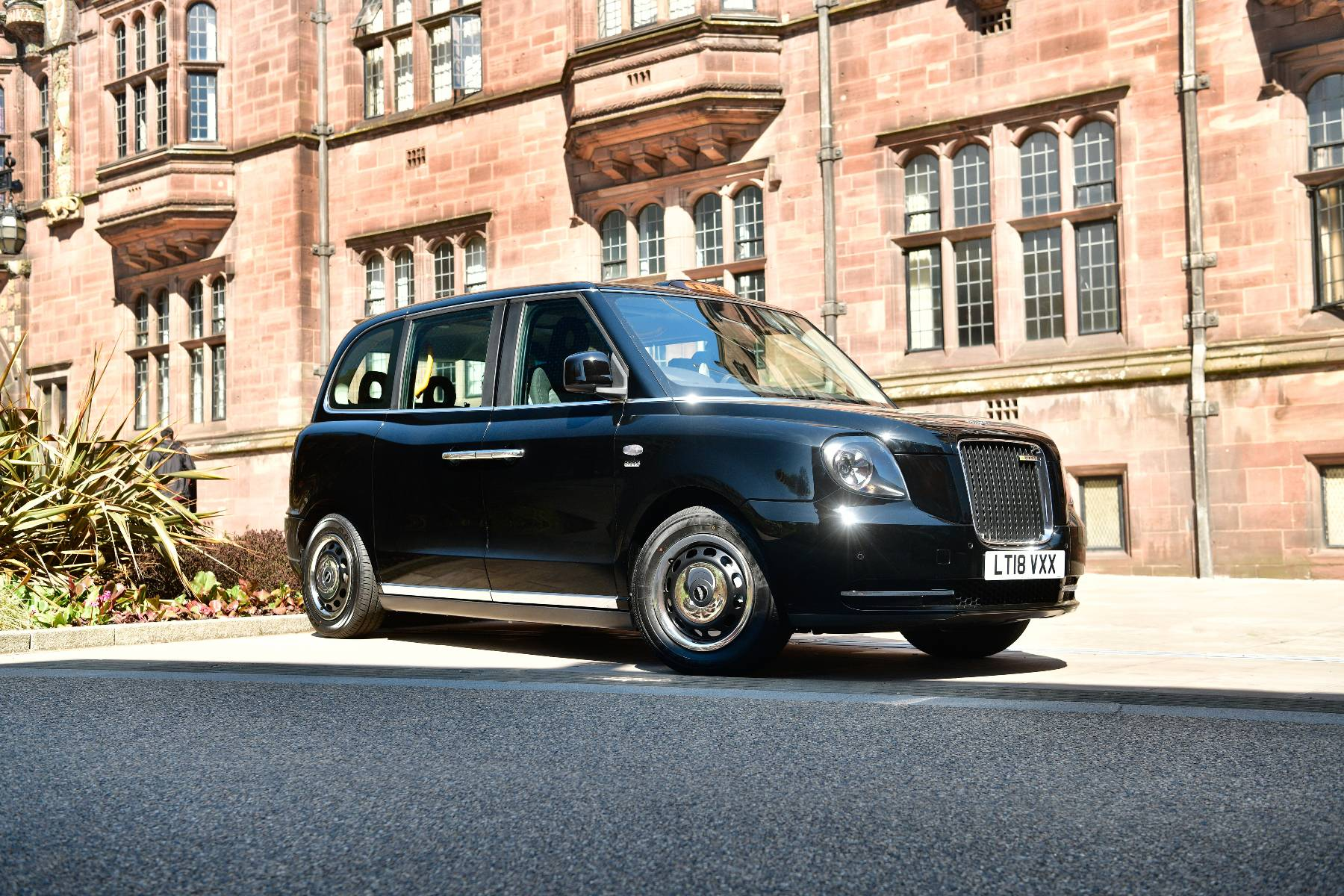 Go Electric Taxi