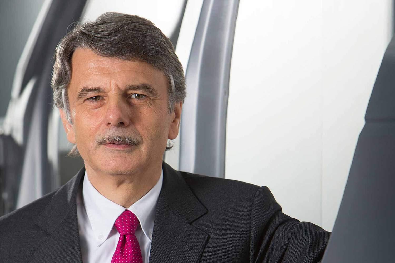Jaguar Land Rover CEO Dr Ralf Speth