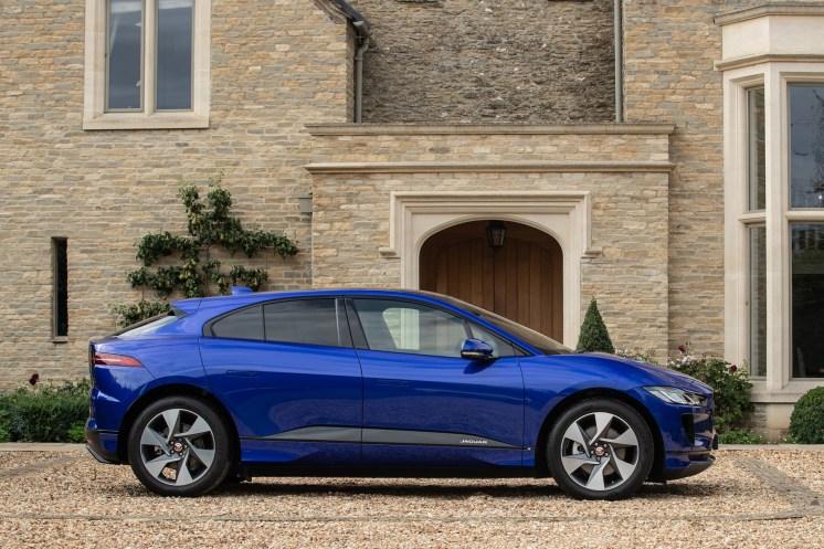 Jaguar I-Pace UK review