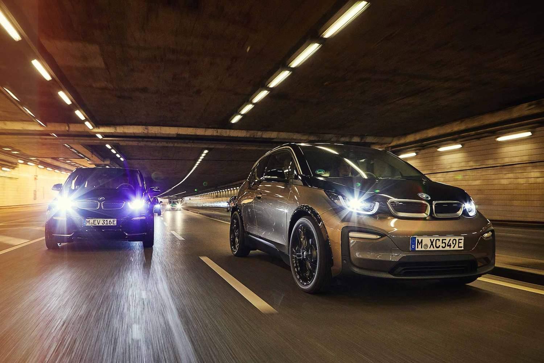 2019 BMW i3 42.2 kWh