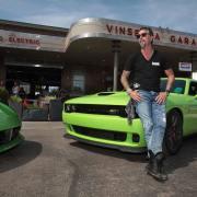 Richard Rawlings Dodge Challenger Hellcat Stolen