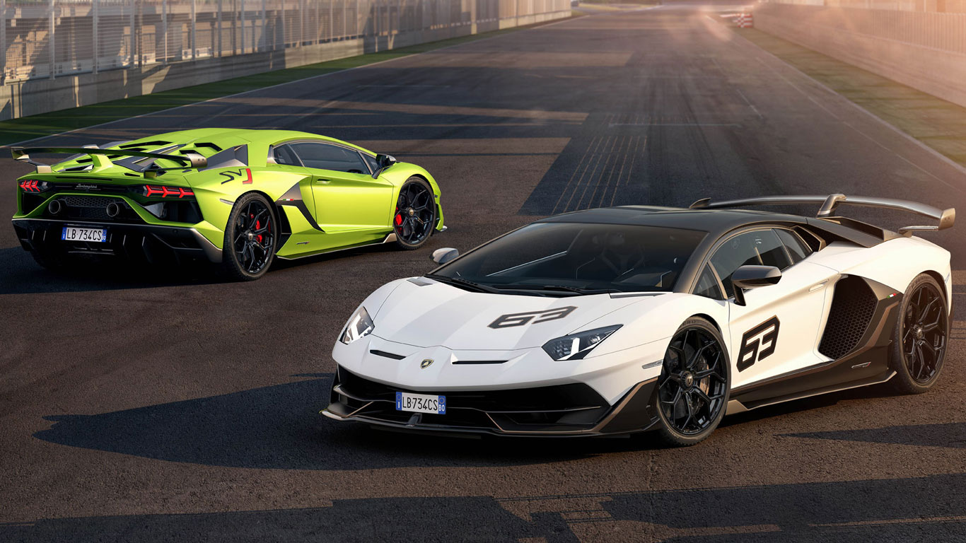 The most extreme Lamborghinis ever