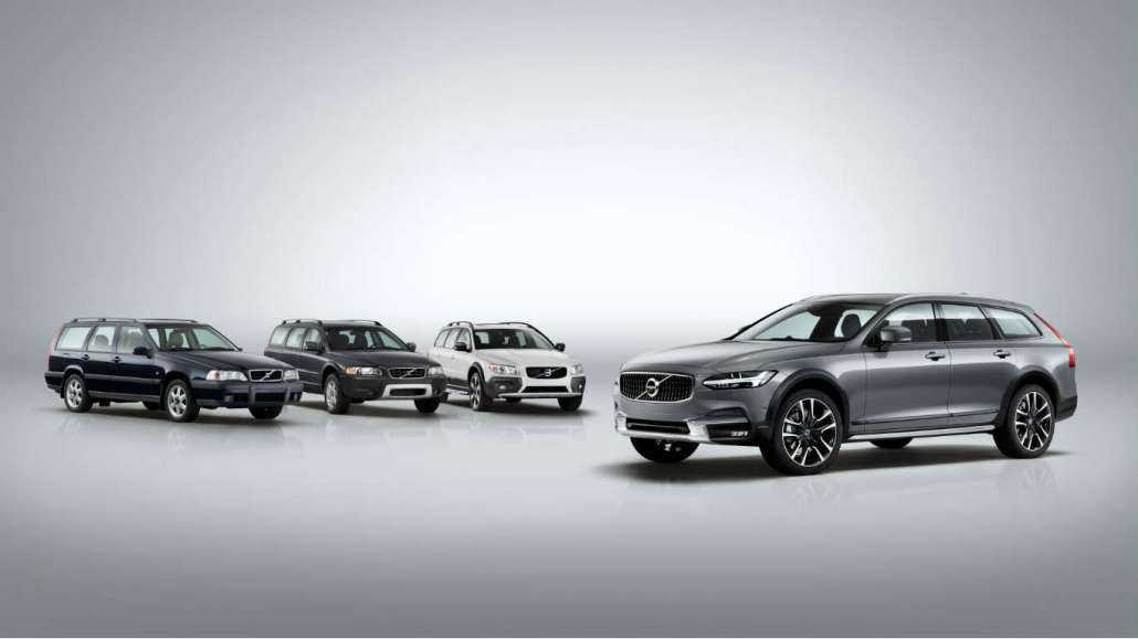 A History Of Volvo Estate Cars Motoring Research