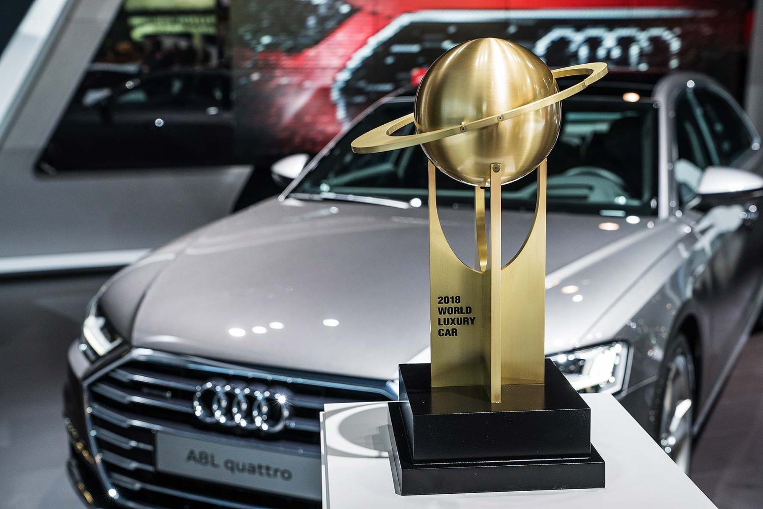World Car Awards 2019