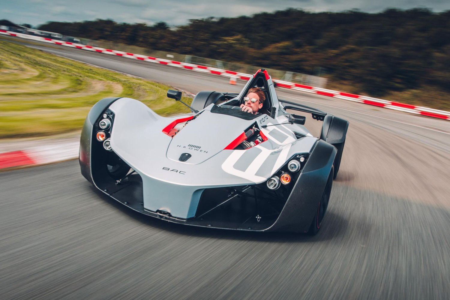 BAC Mono – 2.8 seconds (0-60mph)