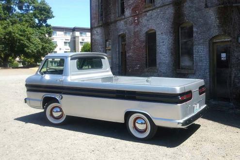 1962 Chevrolet Corvair Rampside