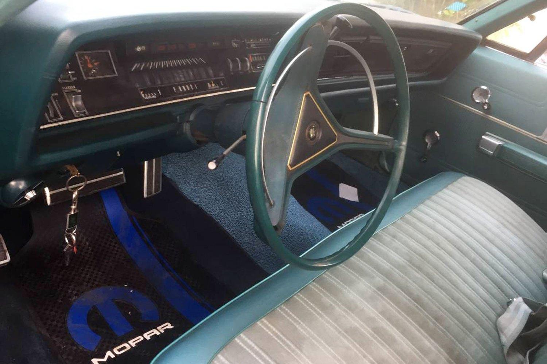 1969 Chrysler Newport