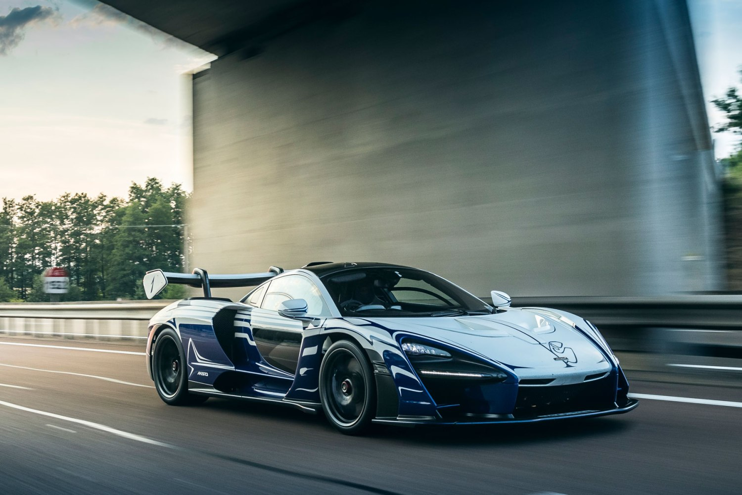 McLaren Senna – 2.8 seconds