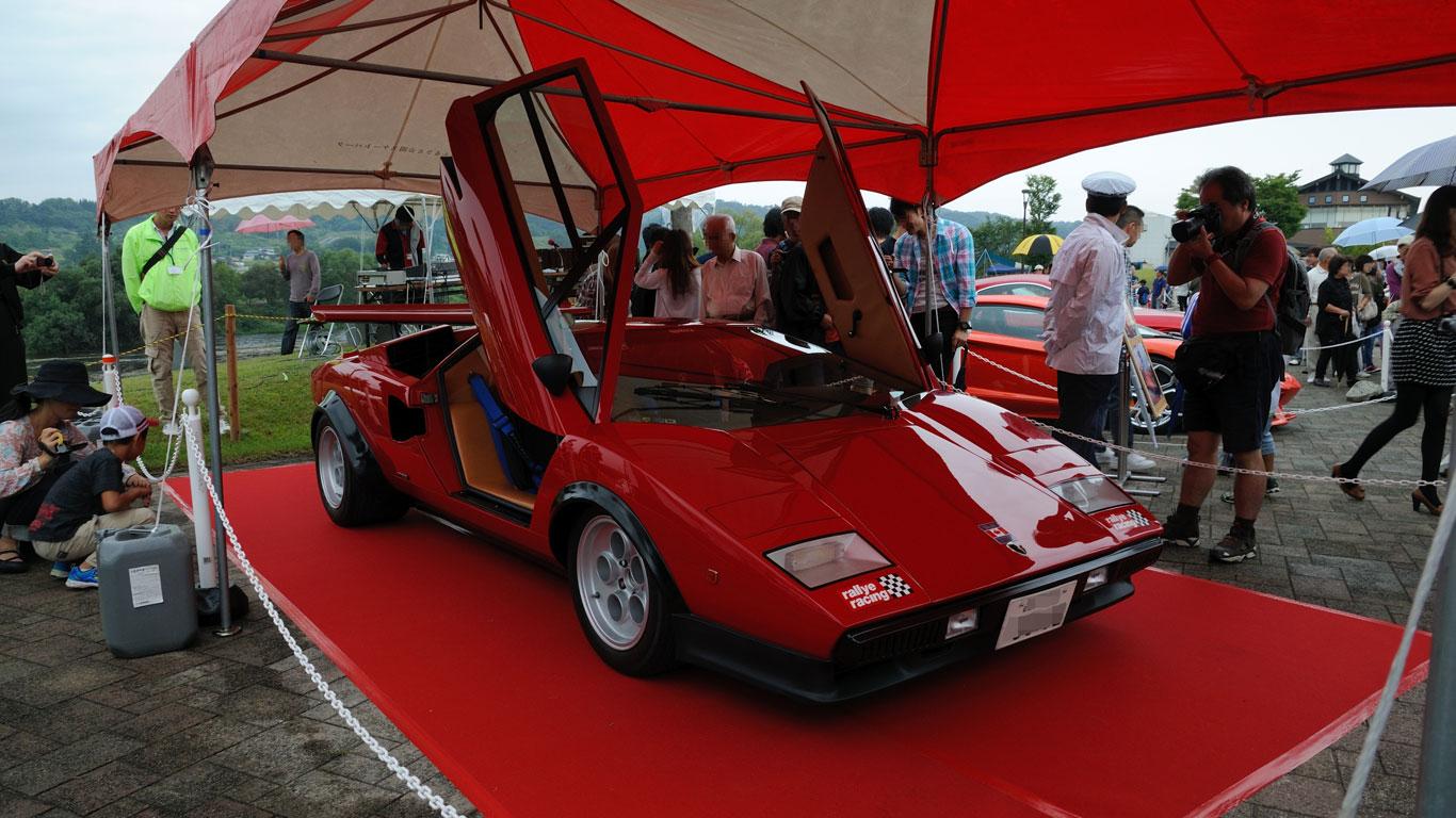 Lamborghini Walter Wolf Countach