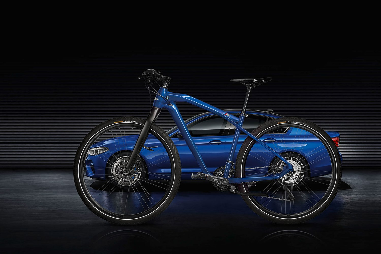 Car companies on two wheels