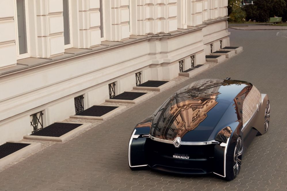 Renault EZ ULTIMO