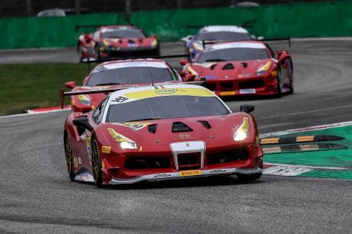 Ferrari Mondiali 2018 racing finals at Monza