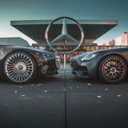 Mercedes Instagram 1 billion likes