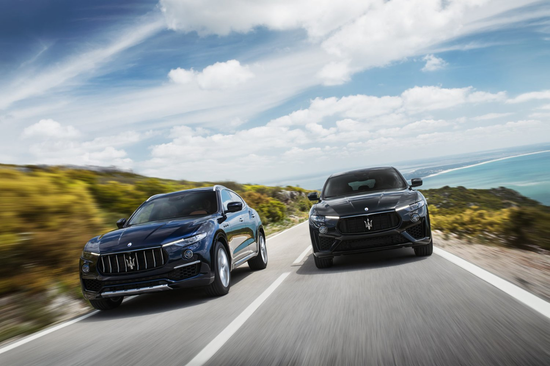 Buyers still want diesel Maserati Levante