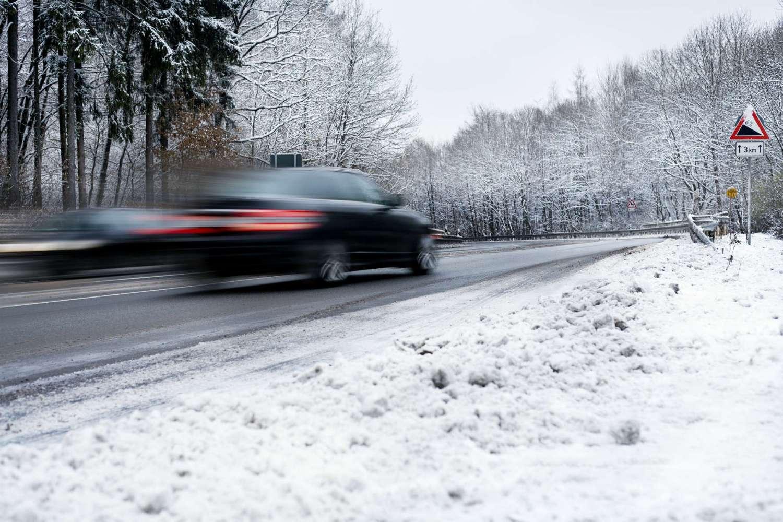 Mandatory winter tyres
