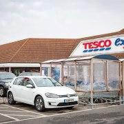 Tesco VW charging network