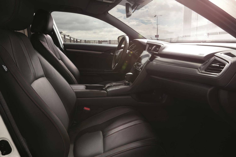 New Honda Civic Sport Line interior