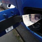 fuel price drops UK