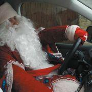Christmas driving songs dangerous