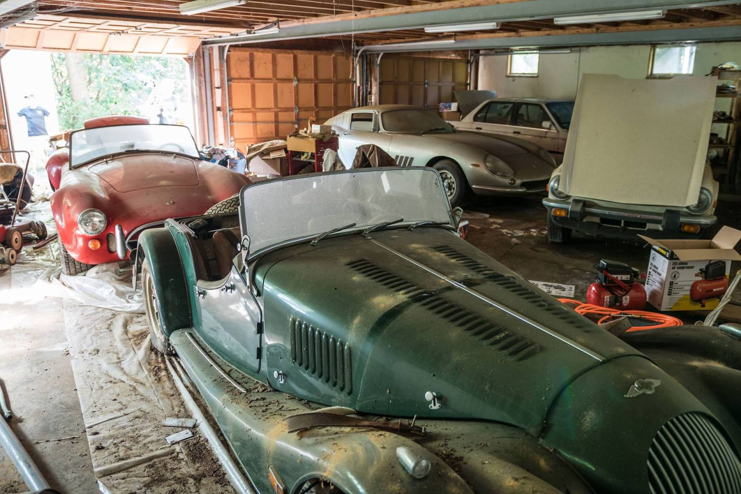 Woodworth Hagerty Garage Find