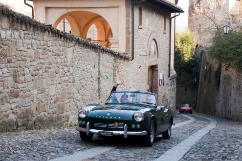 Book A Classic classic car rental
