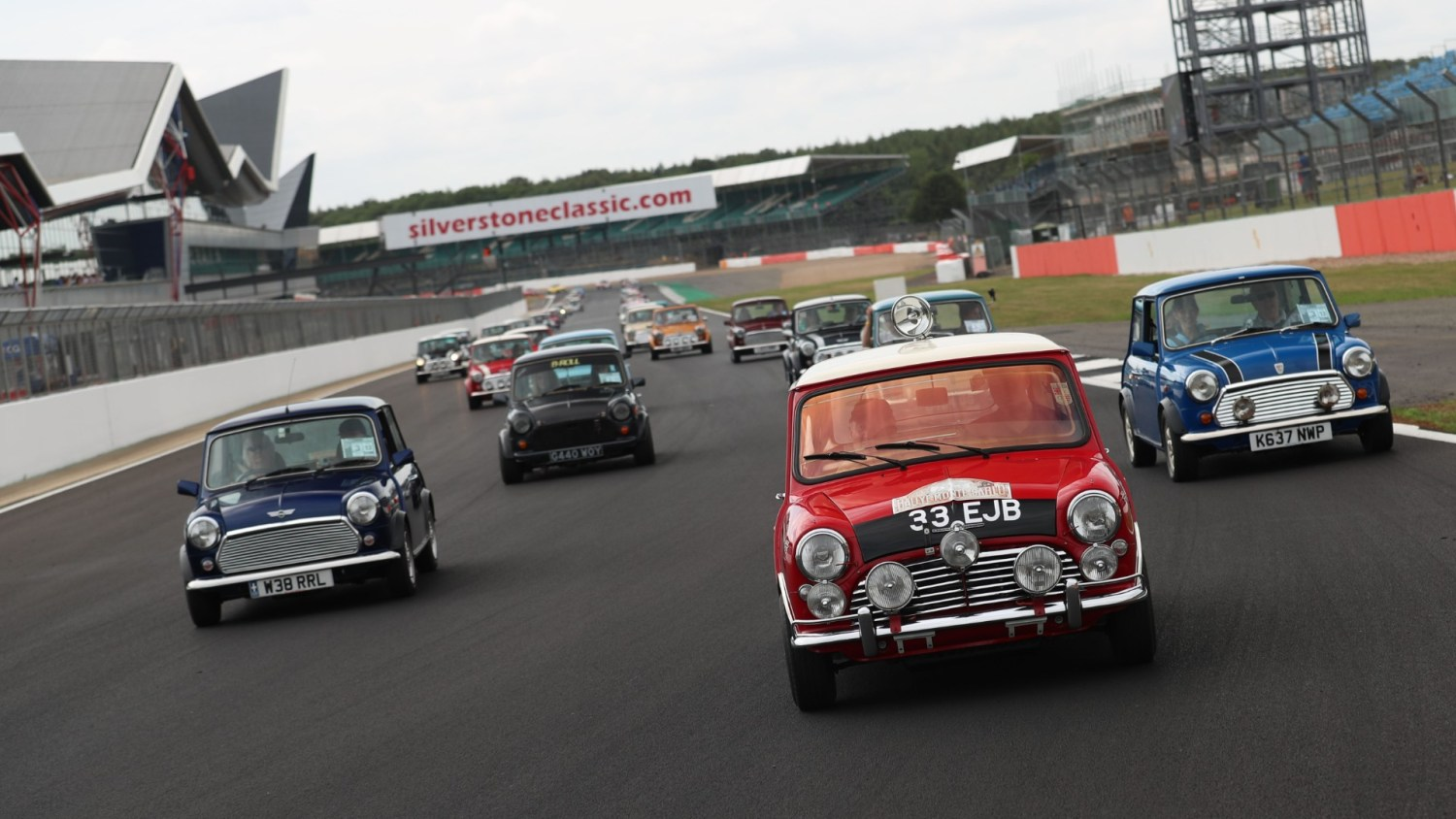60 Years Of The Mini Celebrated At Silverstone Motoring Research