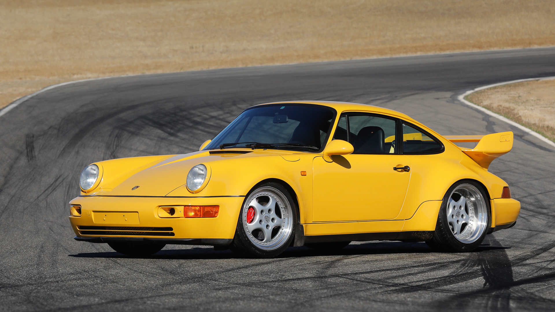 Super,rare 911 RS tops perfect Porsche collection