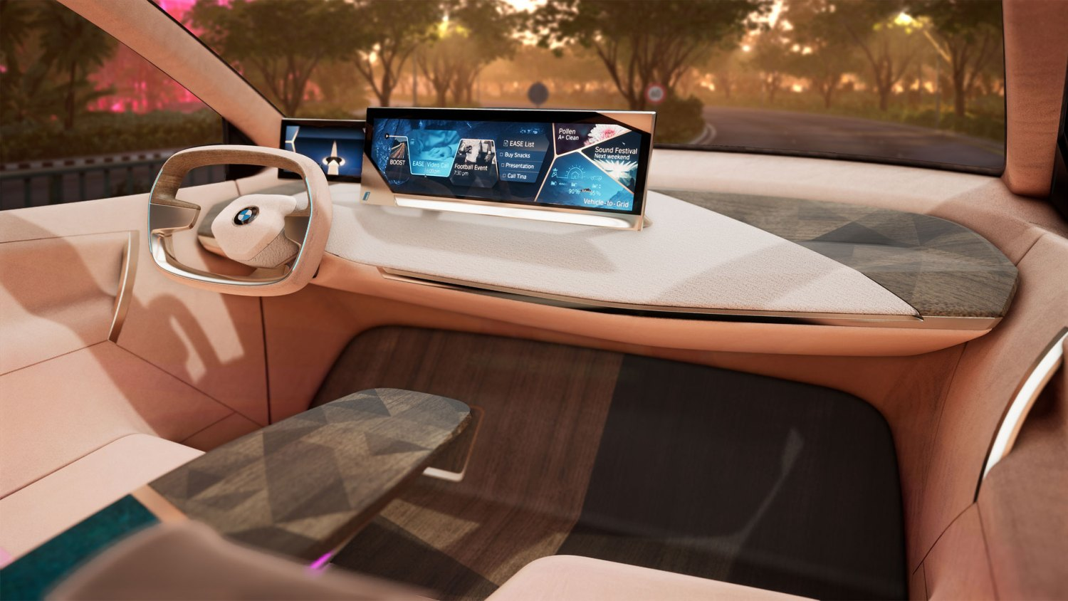 Amazing new car tech from CES in Las Vegas | Motoring Research