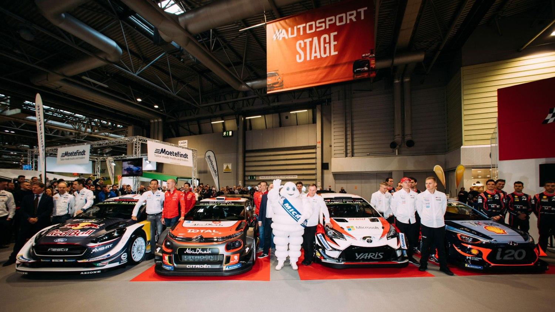Autosport International – 10-13 January
