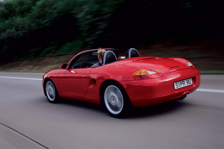 1997–2004 Porsche Boxster