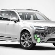 Volvo XC90 PowerPulse diesel engine