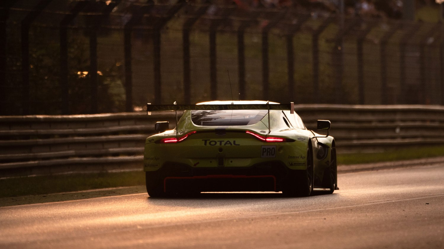 Le Mans 24 Hours – 15-16 June