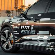 Audi E-tron Avengers Endgame spoilers