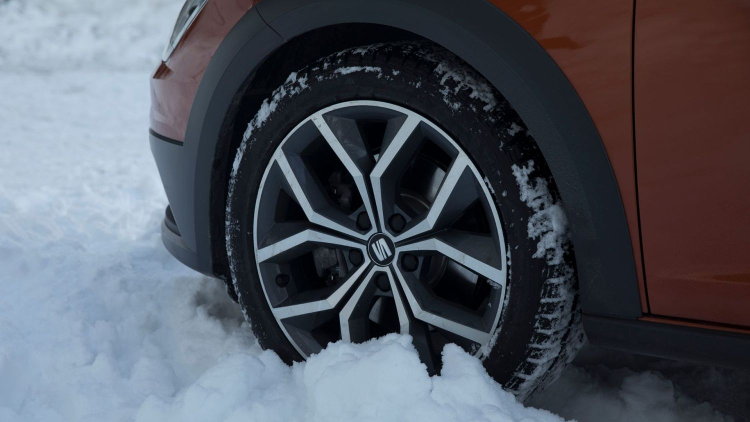 snow driving cold snap 2019