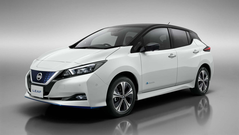 Longer-range Nissan Leaf with 62kWh battery confirmed ...