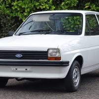 This timewarp 1978 Ford Fiesta has covered just 141 miles