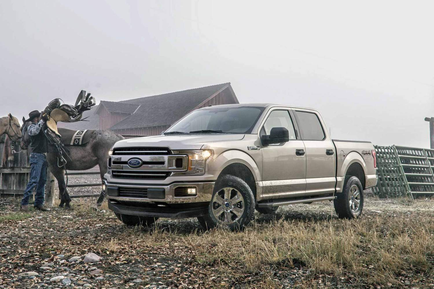 Ford F-150 2018 best-selling truck