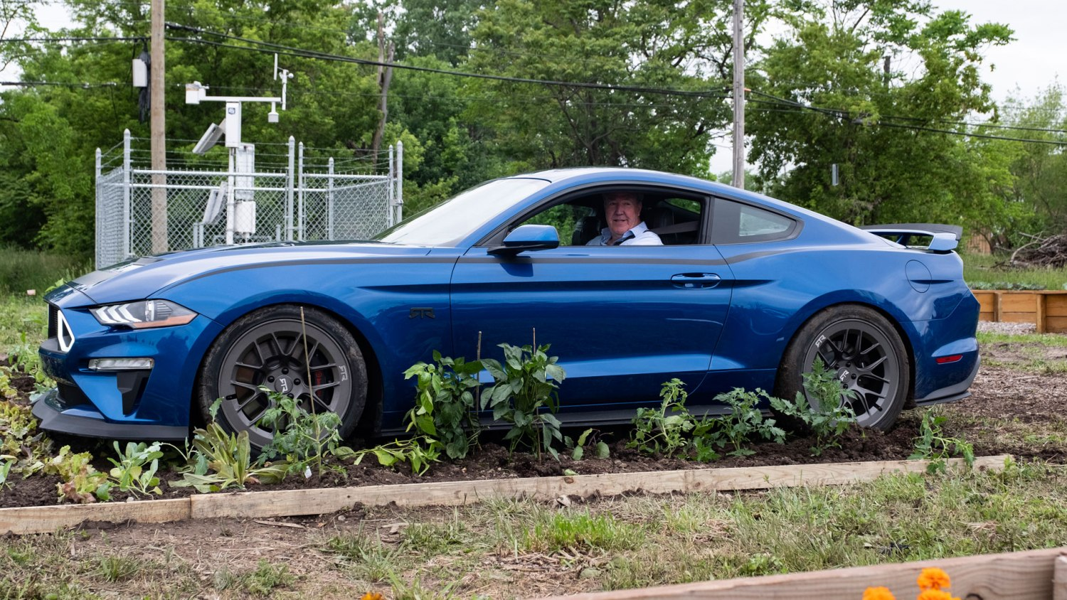 Jeremy Clarkson in Detroit