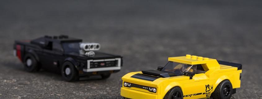 Lego Speed Champions Dodge SRT Demon
