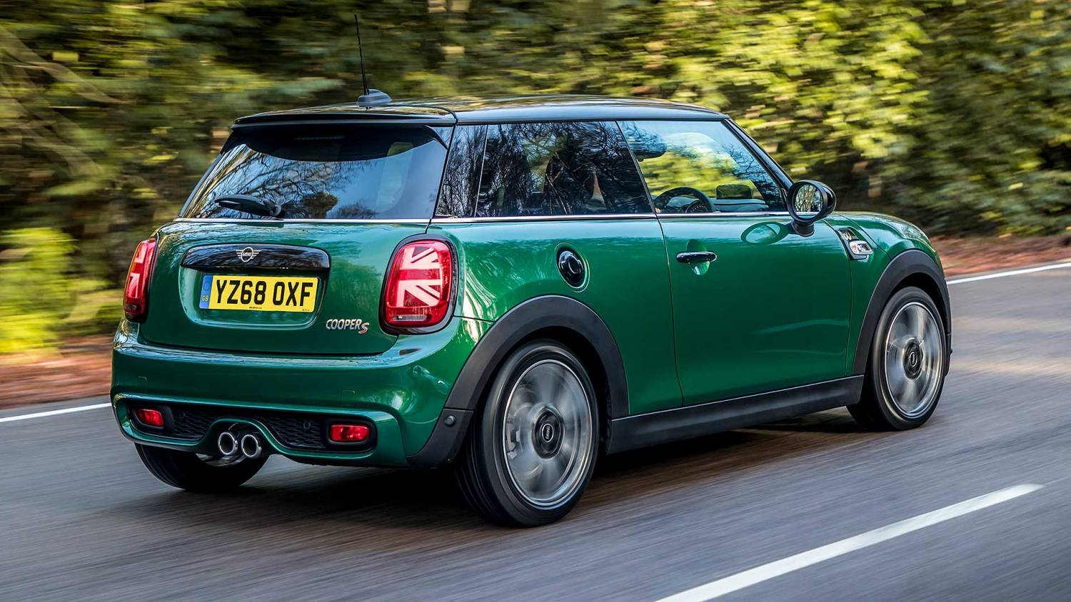 Mini Cooper S 60 Yeasrs Edition