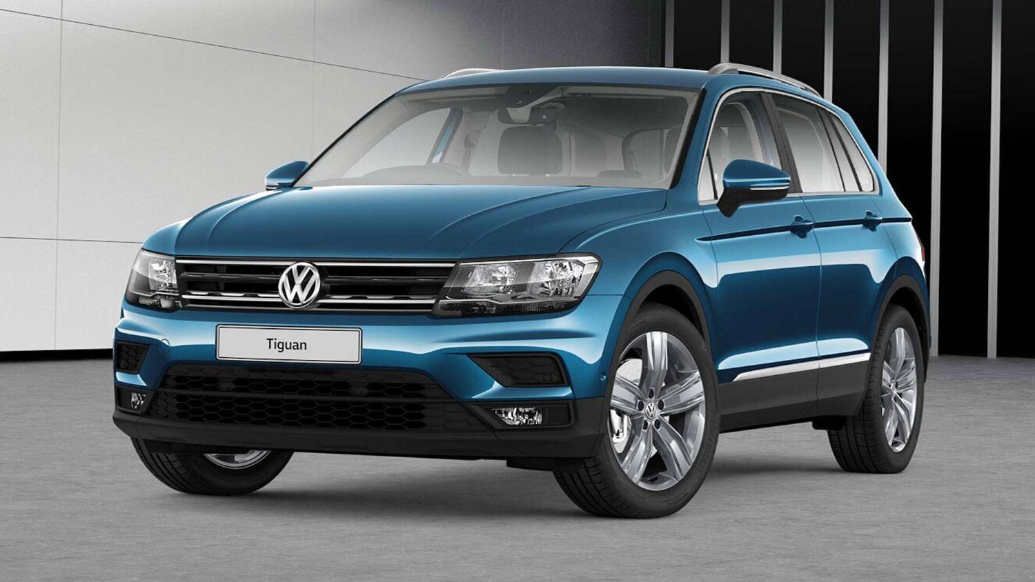2021 VW Tiguan R-Line – Release Date, Price And Photos >> Volkswagen Tiguan Expands With Money Saving Match Edition Motoring