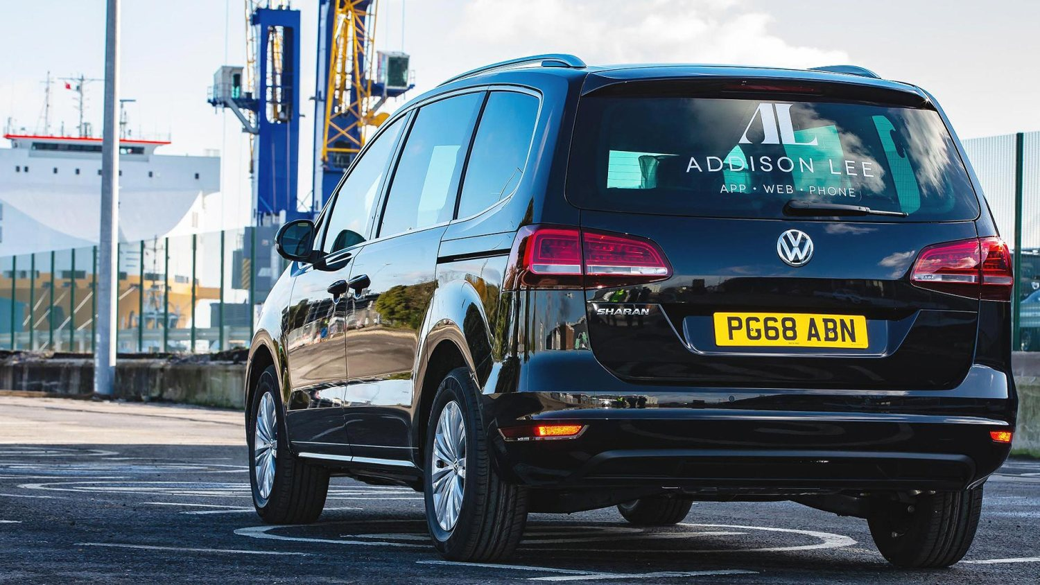 Volkswagen Sharan Addison Lee