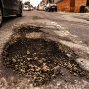 pothole uk