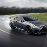 Lexus RC F 2019 Track Edition
