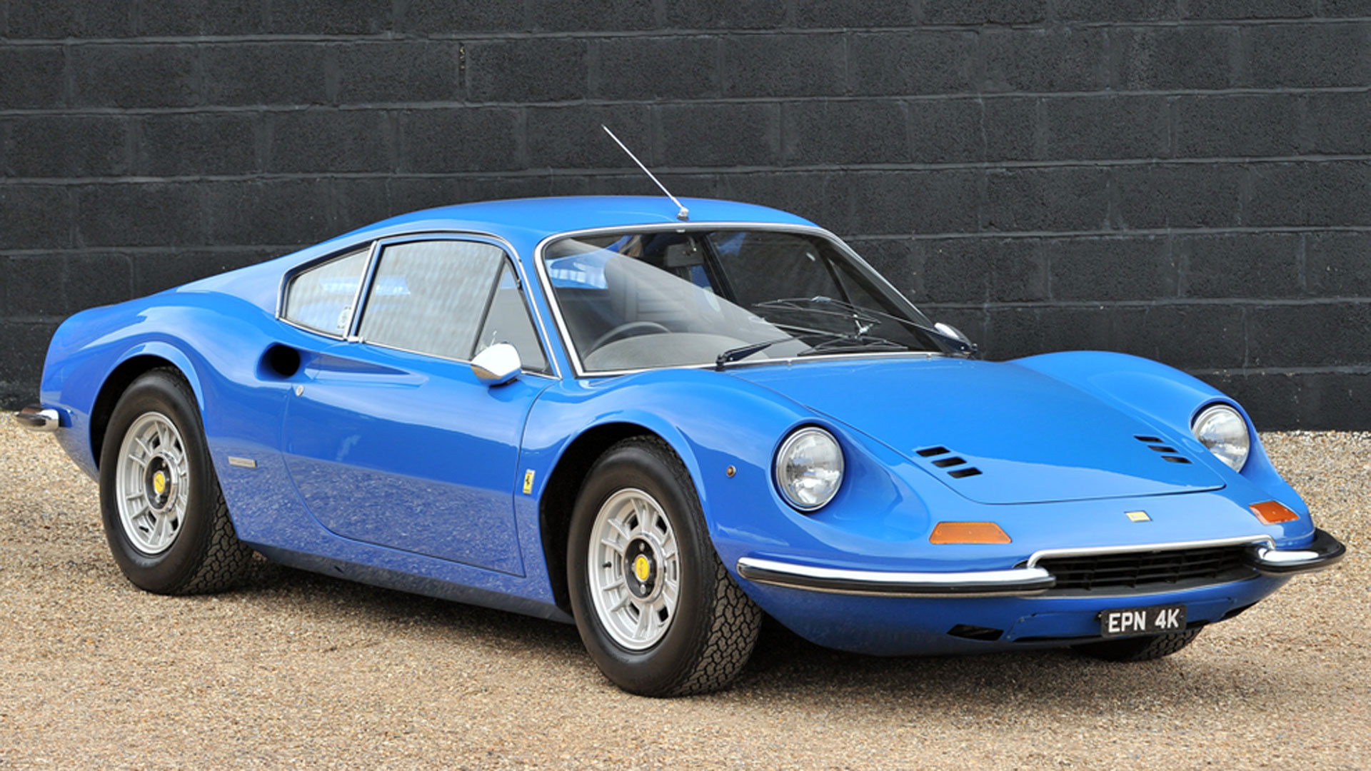 Beautiful Dino 246 GT headlines our 2019 Race Retro auction