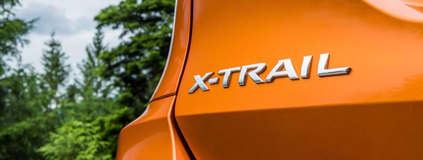 X-trail production UK Brexit