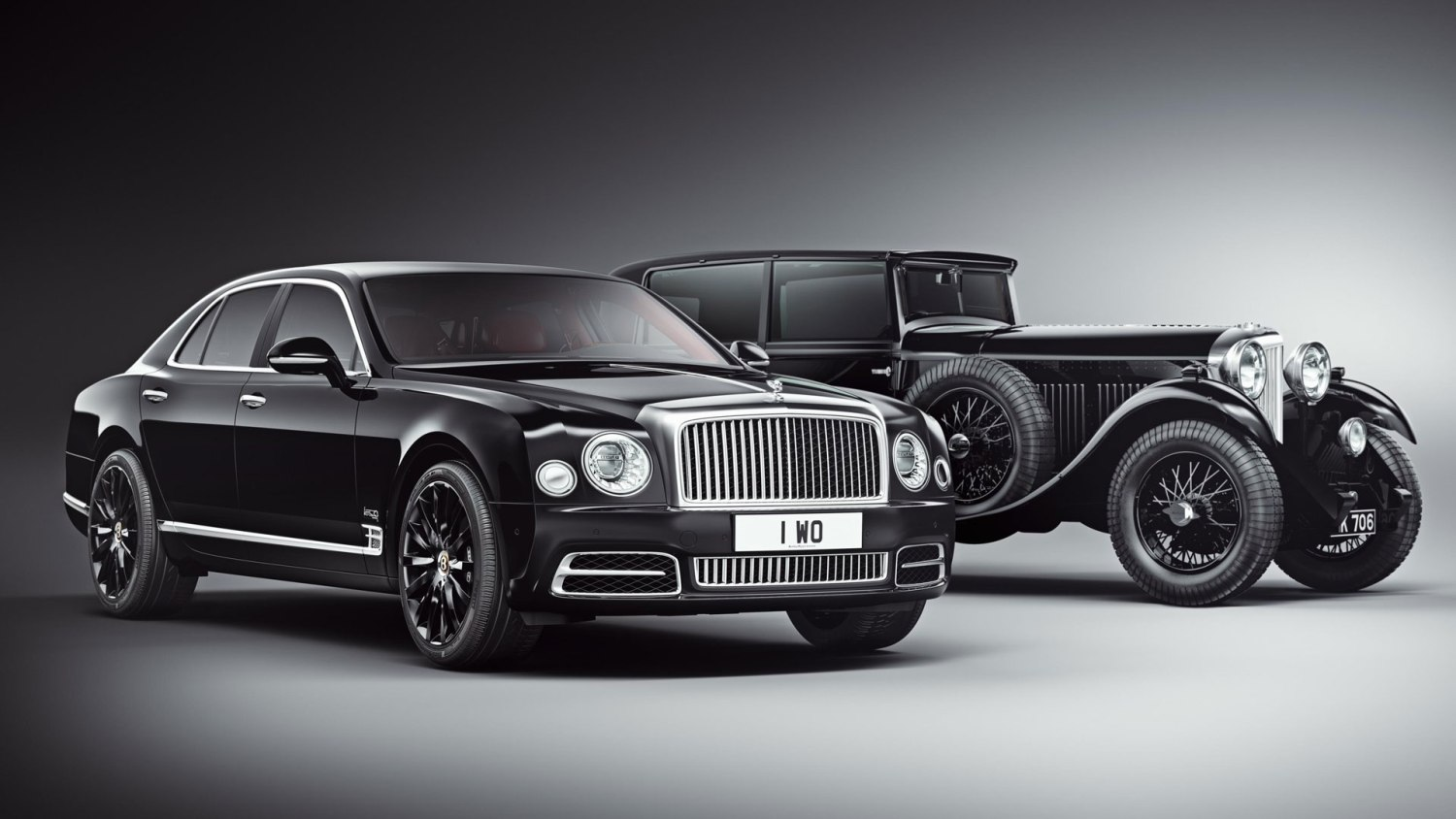 Bentley Centenary