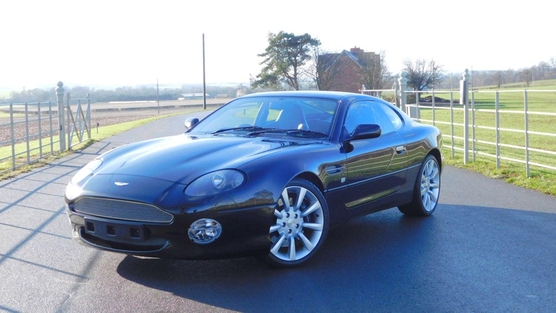 Aston Martin DB7 Vantage 'Keswick'